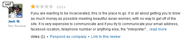 asian dating club reviews
