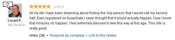 Asiandate com review
